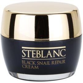 Steblanc Black Snail Repair regenerierende Creme für müde Haut  50 ml