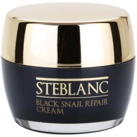 Steblanc Black Snail Repair crema regeneratoare pentru ten obosit  50 ml