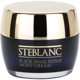 Steblanc Black Snail Repair hranilna krema z vlažilnim učinkom  50 ml