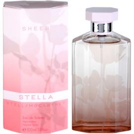 Stella McCartney Stella Sheer 2009 toaletní voda pro ženy 100 ml
