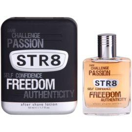 STR8 Freedom borotválkozás utáni arcvíz férfiaknak 50 ml