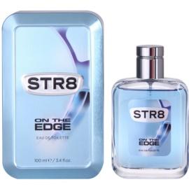 STR8 On the Edge eau de toilette férfiaknak 100 ml
