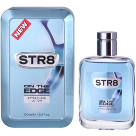 STR8 On the Edge After Shave für Herren 100 ml