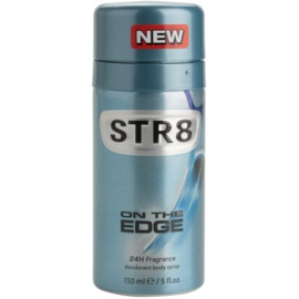 STR8 On the Edge desodorante en spray para hombre 150 ml