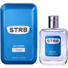 STR8 Oxygene after shave para homens 100 ml