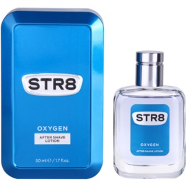 STR8 Oxygene After Shave Lotion for Men 50 ml