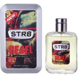 STR8 Rebel Eau de Toilette für Herren 100 ml