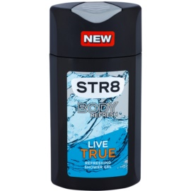 STR8 Live True Douchegel voor Mannen 250 ml