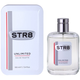 STR8 Unlimited Eau de Toilette für Herren 100 ml