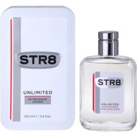 STR8 Unlimited voda po holení pro muže 100 ml