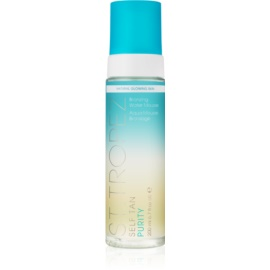 St.Tropez Self Tan Purity samoporjavitvena pena za telo  200 ml