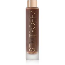 St.Tropez Self Tan önbarnító olaj testre  100 ml