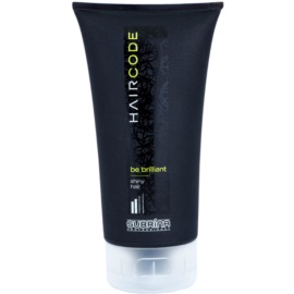 Subrina Professional Hair Code Be Brilliant creme styling  para cabelo brilhante e macio  150 ml