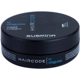 Subrina Professional Hair Code In Disguise crema matifianta pentru definire si modelare  100 ml