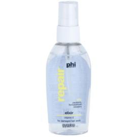 Subrina Professional PHI Repair відновлюючий еликсир для волосся з посіченими кінчиками  70 мл