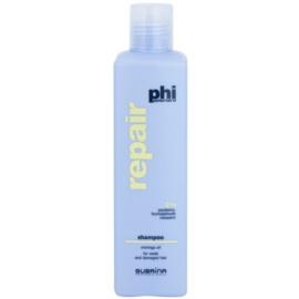 Subrina Professional PHI Repair champô renovador para cabelo danificado  250 ml