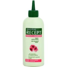 Subrina Professional Recept Intensive & Balancing upokojujúca starostlivosť proti lupinám Echinacea 200 ml