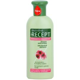 Subrina Professional Recept Intensive & Balancing šampon proti prhljaju za normalne in mastne lase Echinacea 200 ml