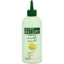 Subrina Professional Recept Strong Hair mléko proti vypadávání vlasů Millet & Hop 200 ml