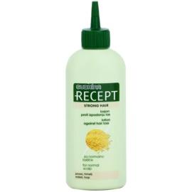 Subrina Professional Recept Strong Hair leite anti-queda capilar Millet & Hop 200 ml