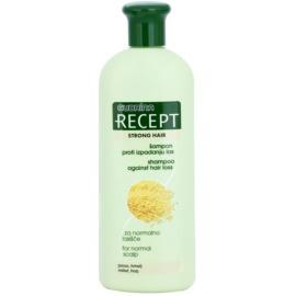 Subrina Professional Recept Strong Hair šampon proti vypadávání vlasů Millet & Hop 400 ml