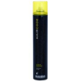 Subrina Professional Hair Code S Force Premium lak na vlasy pro dlouhotrvající zpevnění  500 ml