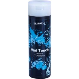 Subrina Professional Mad Touch intenzivní barva bez amoniaku a bez vyvíječe Azoure Tourquise 200 ml