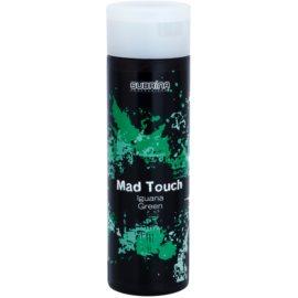 Subrina Professional Mad Touch intenzivní barva bez amoniaku a bez vyvíječe Iguana Green 200 ml