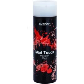 Subrina Professional Mad Touch intenzivní barva bez amoniaku a bez vyvíječe Passion Red 200 ml
