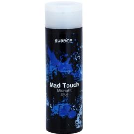 Subrina Professional Mad Touch intenzivní barva bez amoniaku a bez vyvíječe Midnight Blue 200 ml