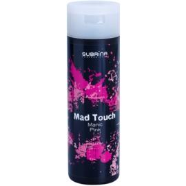 Subrina Professional Mad Touch intenzivní barva bez amoniaku a bez vyvíječe Manic Pink 200 ml