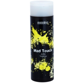 Subrina Professional Mad Touch intenzivní barva bez amoniaku a bez vyvíječe Jolly Yellow 200 ml