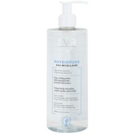 SVR Physiopure jemná čistiaca micelárna voda na tvár a očné okolie  400 ml