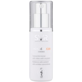 SVR Soins Experts Anti-Age Hydracid C20 Hautcreme gegen Falten  30 ml