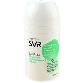 SVR Spirial antiperspirant roll-on pro všechny typy pokožky 48h  50 ml