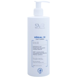 SVR Xérial 10 Hydrating Body Lotion For Dry Skin  400 ml