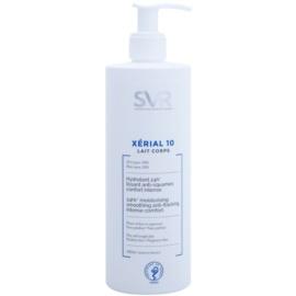 SVR Xérial 10 hydratisierende Körpermilch für trockene Haut  400 ml