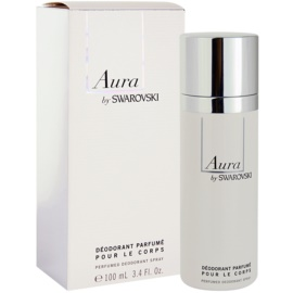 Swarovski Aura dezodorant w sprayu dla kobiet 100 ml