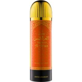 Swiss Arabian Bakhoor Al Arais dezodorant w sprayu unisex 200 ml