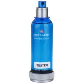Swiss Army Mountain Water toaletní voda tester pro muže 100 ml