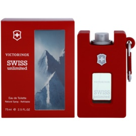 Swiss Army Swiss Unlimited toaletna voda za moške 75 ml
