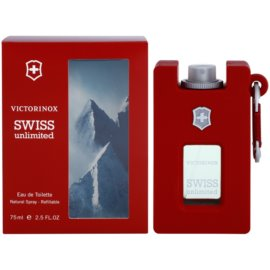 Swiss Army Swiss Unlimited Eau de Toilette for Men 75 ml