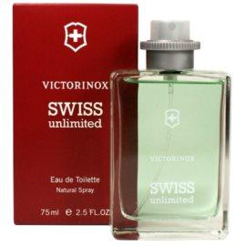 Swiss Army Unlimited Eau de Toilette für Herren 75 ml