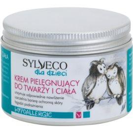 Sylveco Baby Care nährende Creme für Kinder  150 ml