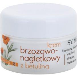 Sylveco Face Care körömvirágos arckrém érzékeny és irritált bőrre  50 ml