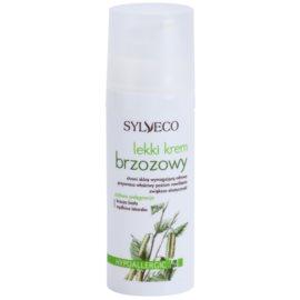 Sylveco Face Care crema hidratante y regeneradora  para pieles deshidratadas y secas  50 ml