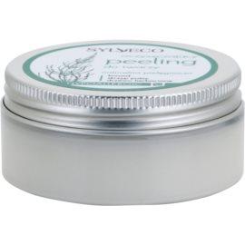 Sylveco Face Care Gesichtspeeling für das Verfeinern der Poren und ein mattes Aussehen der Haut (Hypoallergenic) 75 ml