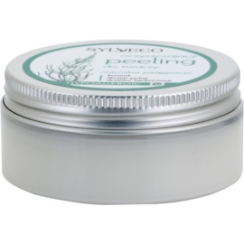 Sylveco Face Care pleťový peeling pro stažení pórů a matný vzhled pleti  75 ml