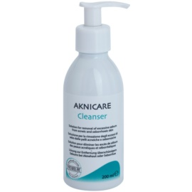 Synchroline Aknicare  Reinigungsgel zur Talgreduktion bei Akne und Seborrhoischem Ekzem  200 ml
