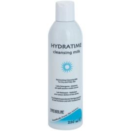 Synchroline Hydratime hydratační čisticí mléko pro suchou až velmi suchou pleť  250 ml